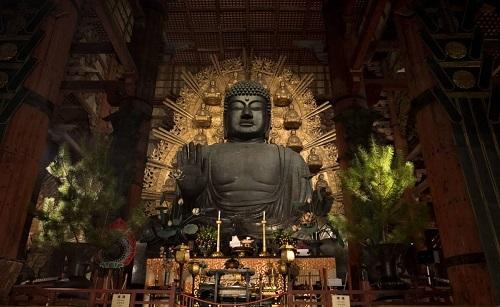 Điểm đặc biệt của Nara so với những thành phố khác ở Nhật Bản không nằm ở sự nhộn nhịp và màu sắc mà chính ở sự yên bình với nhiều di tích kiến trúc văn hóa cổ đại của Nhật Bản vẫn còn được lưu giữ và phát triển. Nara là một trong những thành phố tại Nhật có nhiều di tích được UNESCO công nhận là di sản văn hóa thế giới.