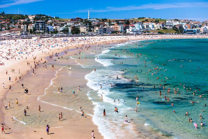 bãi biển đáng ghé nhất Australia