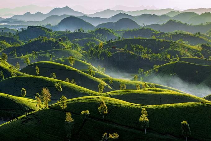 10 bức ảnh đạt giải cuộc thi 'Việt Nam nhìn từ trên cao' 2019