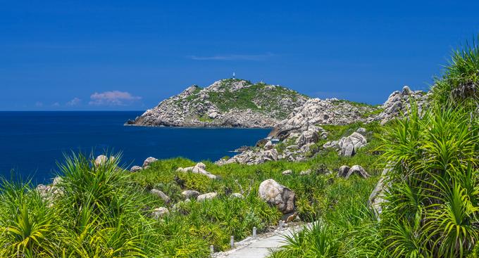 Những hòn đảo ở Việt Nam được khách nước ngoài yêu thích