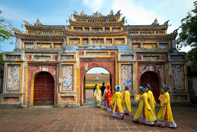 Những điểm dừng chân hấp dẫn trong tháng 8 tại Việt Nam