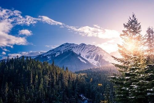Canada là quốc gia lớn nhất lục địa Bắc Mỹ. Ảnh: Climate Action.