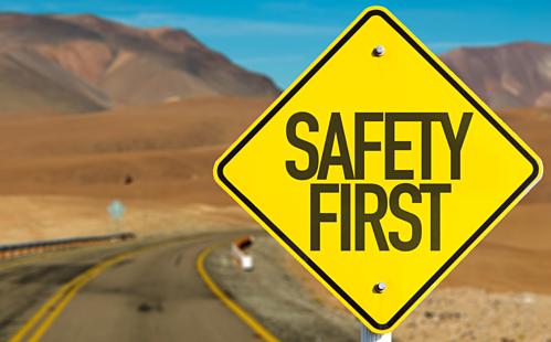 Với nhiều người, an toàn trên đường du lịch là tiêu chí hàng đầu, thậm chí còn được quan tâm hơn cả ăn ngon, ở khách sạn xịn. Ảnh: Mojave Desert Land Trust.
