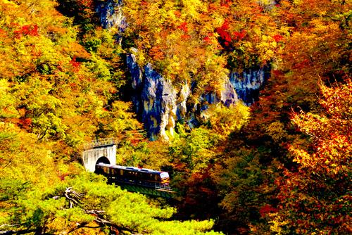 Tohoku - địa danh ngắm lá đỏ khi Nhật Bản vào thu - ảnh 3