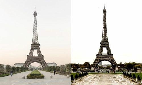 Thành phố Paris nhái giữa lòng Trung Quốc - ảnh 1