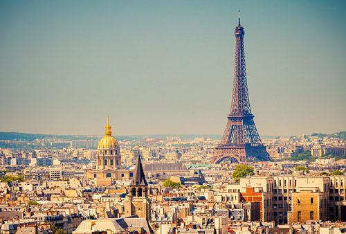 Thành phố Paris nhái giữa lòng Trung Quốc - ảnh 3