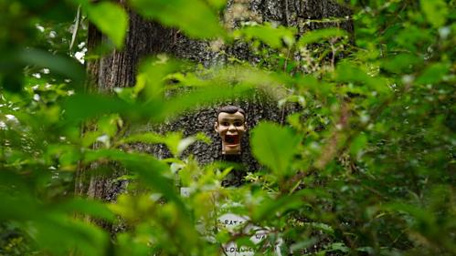 Chuyến đi bộ săn đầu búp bê như phim kinh dị ở Mỹ - ảnh 1