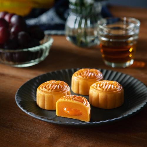 Hương vị của bánh Trung thu Hong Kong - ảnh 1