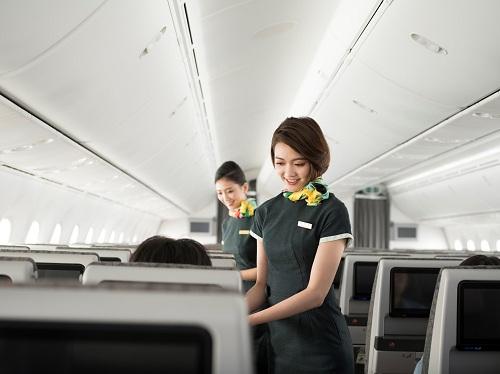 Dịch vụ tiện ích trên chuyến bay EVA Air - ảnh 4