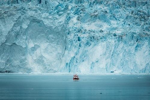 Sau Nam cực, Greenland là nơi sở hữu những tảng băng lớn nhất thế giới. Ảnh: Visit Greenland.