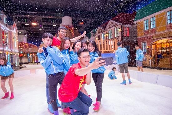 Snow Town TP HCM tổ chức thi ảnh tặng tour du lịch - ảnh 1
