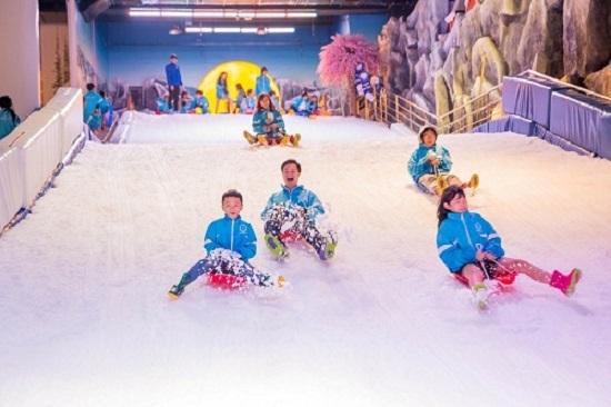 Snow Town TP HCM tổ chức thi ảnh tặng tour du lịch - ảnh 2