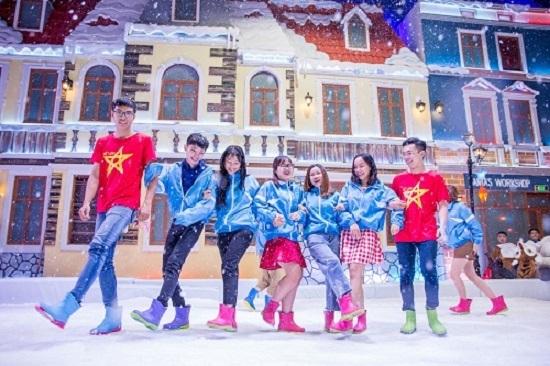 Snow Town TP HCM tổ chức thi ảnh tặng tour du lịch - ảnh 3