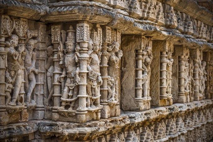 Giếng bậc thang gần 1.000 năm tuổi