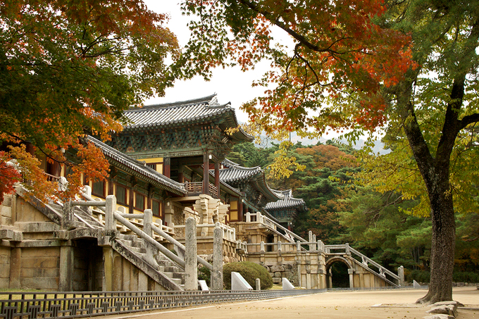 6 điểm tham quan ở cố đô Hàn Quốc