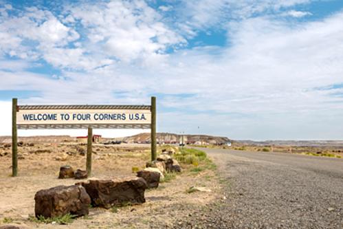 Đây cũng là nơi duy nhất trên nước Mỹ có vị trí địa lý độc đáo như vậy. Ảnh: Family Vacation critic.
