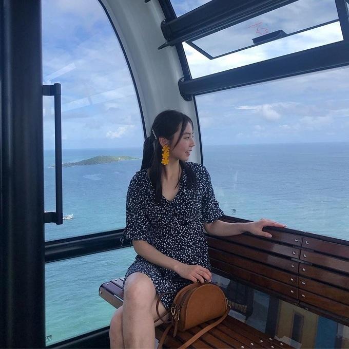 Kỳ nghỉ của sao Hàn tại Phú Quốc
