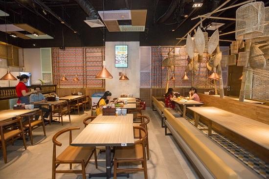 Nhà hàng truyền thống trong lòng Sài Gòn - ảnh 1
