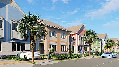 Second home kiến trúc Mỹ tại NovaWorld Phan Thiet là sản phẩm tiềm năng cho nhà đầu tư