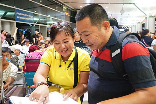 Mỗi công việc đều có một khó khăn riêng, người HDV phải luôn mang đến những điều tốt nhất cho du khách dù ở đâu đi nữa, HDV Nhật Trình tâm niệm.
