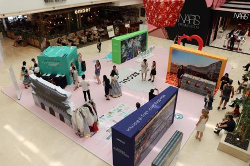Seoul Metropolitan Government quảng bá Tour tản bộ Seoul - ảnh 3