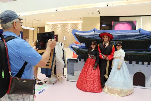 Seoul Metropolitan Government quảng bá Tour tản bộ Seoul - ảnh 1