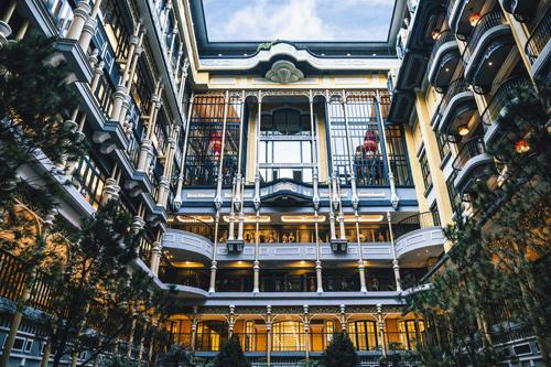 Hotel de la Coupole – MGallery từng