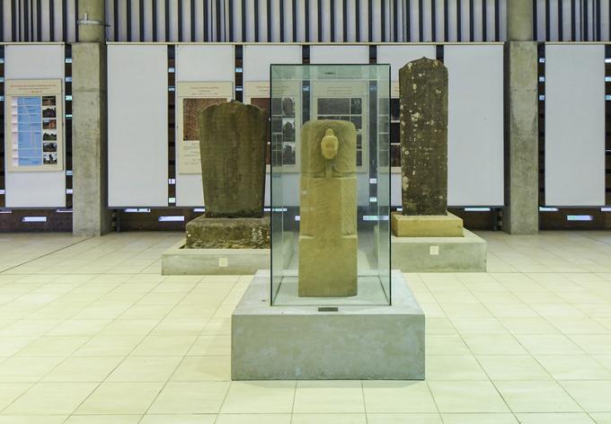 Tượng Mukhalinga 1.300 tuổi ở Mỹ Sơn