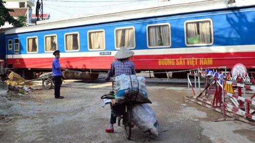 Đi chuyến tàu hỏa Bắc - Nam