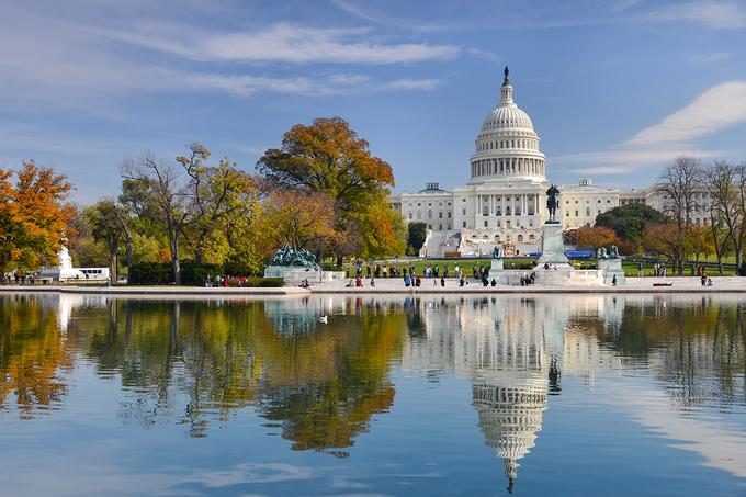 Nhà Trắng Mỹ - du lịch Mỹ