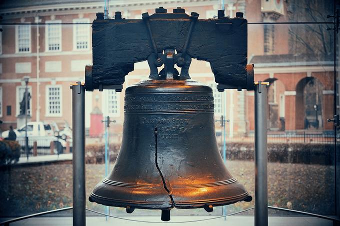 Liberty Bell - du lịch mỹ