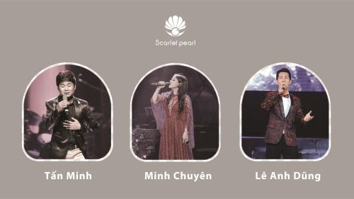 Phú Quang tổ chức đêm nhạc trên du thuyền Scarlet Pearl - ảnh 2