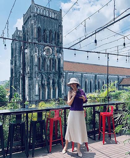 Nhà thờ lớn, Hà NộiaẢnh:@crystal_huyen_trang.