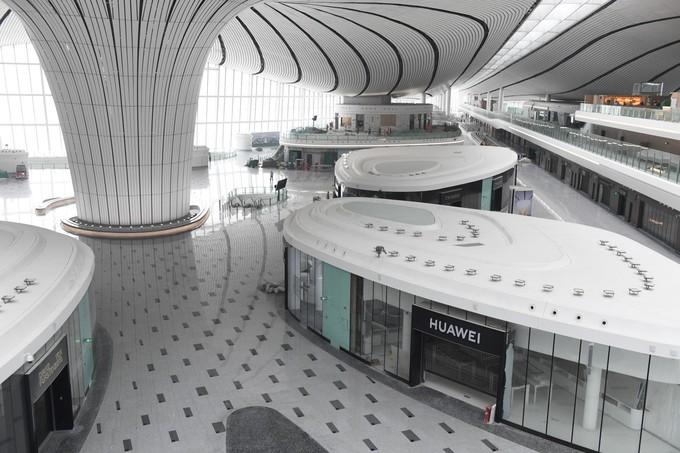 Bên trong sân bay 11,5 tỷ USD mới khai trương