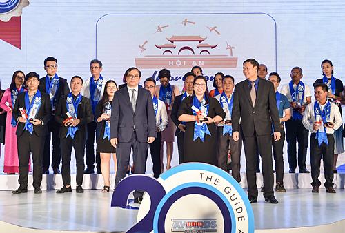 Ký ức Hội An được vinh danh tại giải thưởng The Guide Awards - ảnh 1