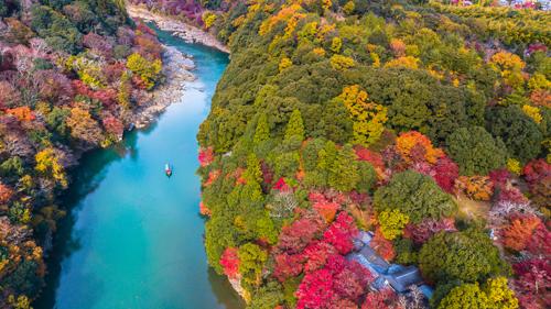 Những điểm ngắm mùa thu ở châu Á - 1