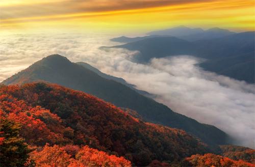 Những điểm ngắm mùa thu ở châu Á - 3