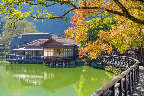 Những điểm ngắm mùa thu ở châu Á - 5