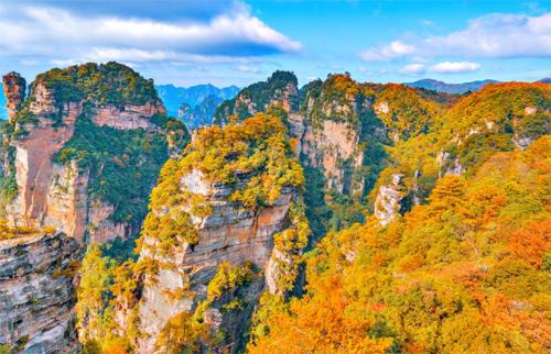 Những điểm ngắm mùa thu ở châu Á - 7