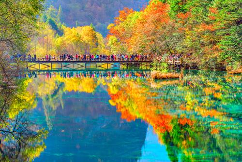 Những điểm ngắm mùa thu ở châu Á - 8