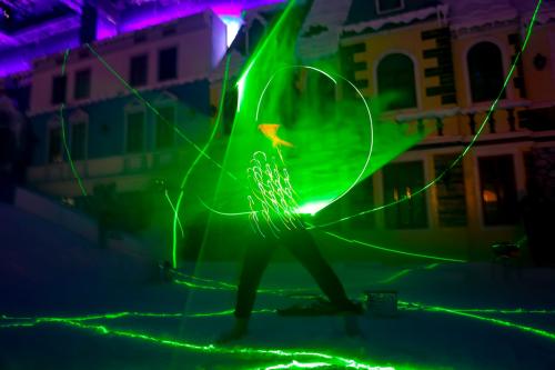 Thị trấn Tuyết ở TP HCM thay đổi diện mạo mới - ảnh 8