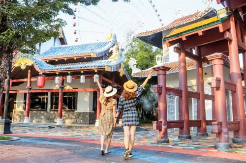 Sun World Danang Wonders ưu đãi ngày 20/10 - ảnh 1