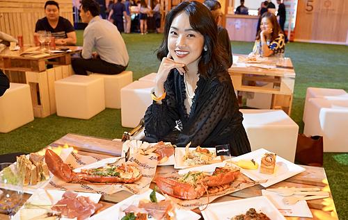 Festival ẩm thực đẳng cấp Michelin trên đảo Sentosa - ảnh 1
