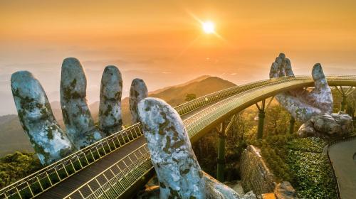 Sun World Ba Na Hills nhận giải thưởng Công viên chủ đề hàng đầu Việt Nam - ảnh 4