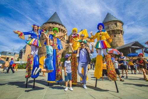 Sun World Ba Na Hills nhận giải thưởng Công viên chủ đề hàng đầu Việt Nam - ảnh 3