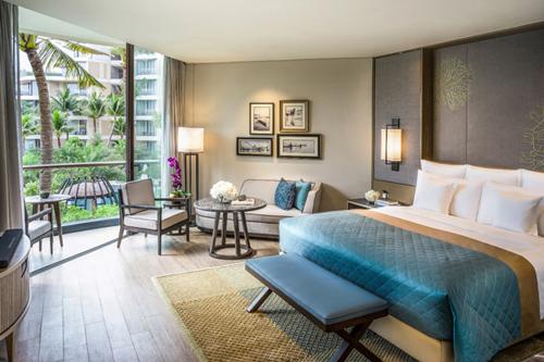 Các phòng nghỉ tại khu nghỉ dưỡng đều có ban công đón gió biển và sân hiên thoáng đãng intercontinental phu quoc long beach - InterContinental-2-7387-1571211142 - InterContinental Phu Quoc Long Beach Resort giành 4 giải thưởng du lịch