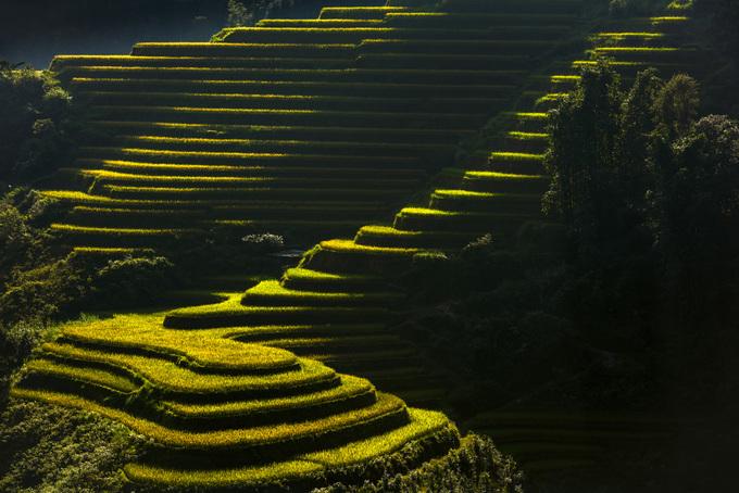 Những 'nấc thang lên trời' ở Hoàng Su Phì