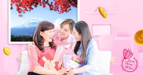 Sông Hàn Tourist ưu đãi phái đẹp dịp 20/10 - ảnh 1
