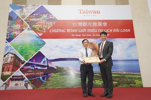 Cục Du lịch Đài Loan quảng bá hình ảnh địa phương - ảnh 3