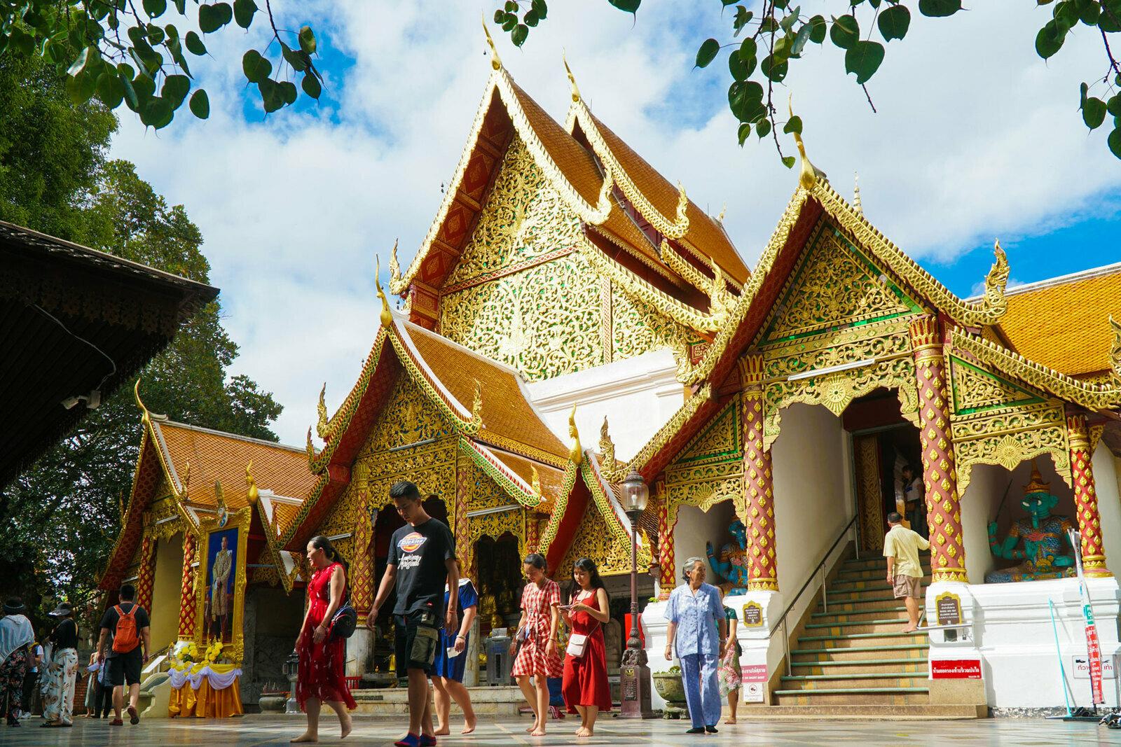 Những trải nghiệm cho người lần đầu đến Chiang Mai